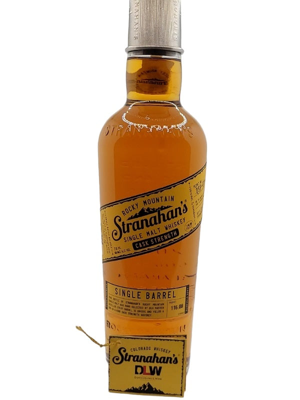 Stranahan's Don's Liquors & Wine Single Barrel