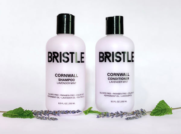 BRISTLE CORNWALL SHAMPOO AND CONDITIONER DUO