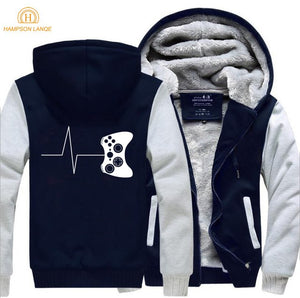 Gamer Warm Fleece Jacket