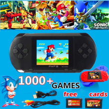 Load image into Gallery viewer, 2.7 Inch PXP3 Handheld Game Player Retro Video Game Console Classic Games Child Gaming Players consola Handheld Game Console