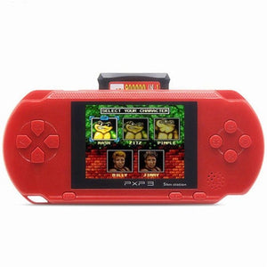 2.7 Inch PXP3 Handheld Game Player Retro Video Game Console Classic Games Child Gaming Players consola Handheld Game Console