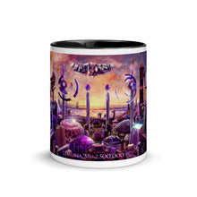 Load image into Gallery viewer, Lumeria Mug with Color Inside
