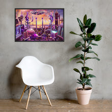 Load image into Gallery viewer, Scorpiana Framed poster