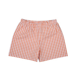 JONATHAN SHORTS IN ORANGE