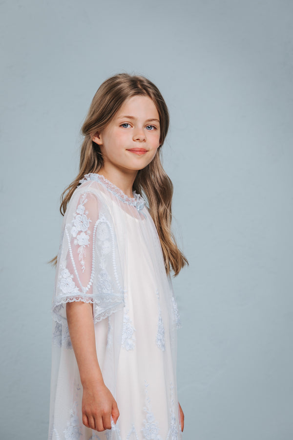Exclusive children's dress Carine