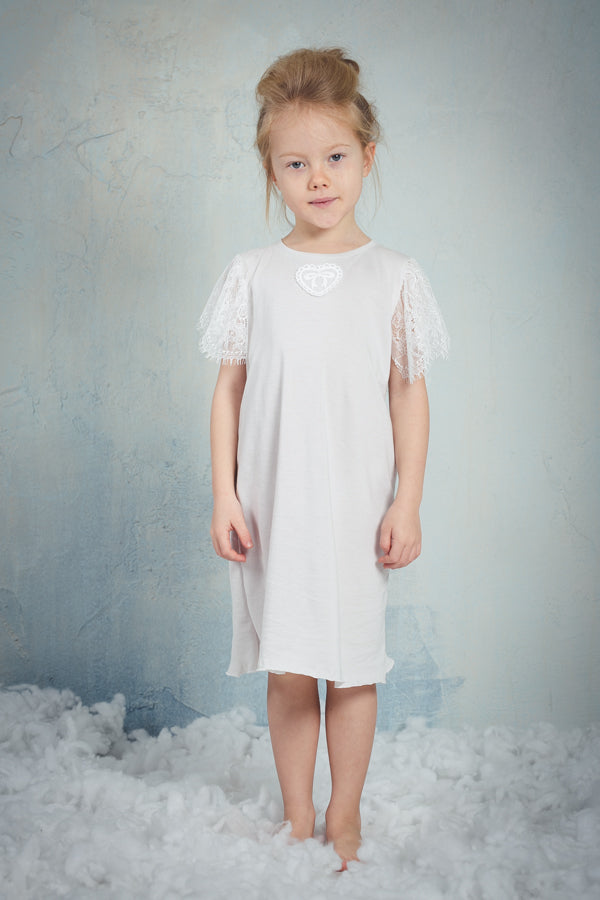Girls nightgown Gloria - girls nightdresses sale