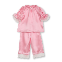JUSTINE GIRLS' PYJAMA SET IN LOLLIPOP