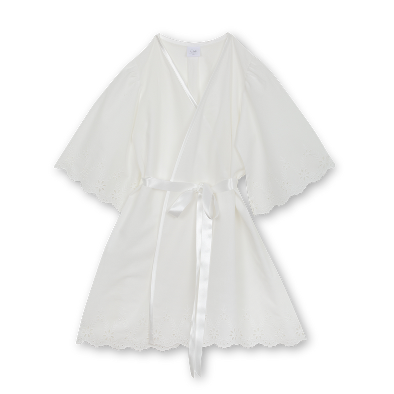 Children's robe Katrina - 100% cotton robe for kids