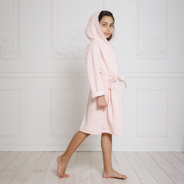 Soft and comforrtable robe Lena for girls - kids' robes