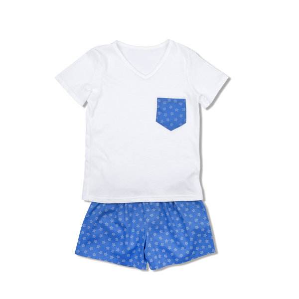Two-piece set for boys - childrens wear