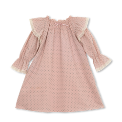 LYDIA GIRLS' NIGHTGOWN IN PINK