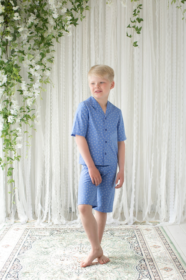 Childrens nighties Samuel - children's traditional nightwear