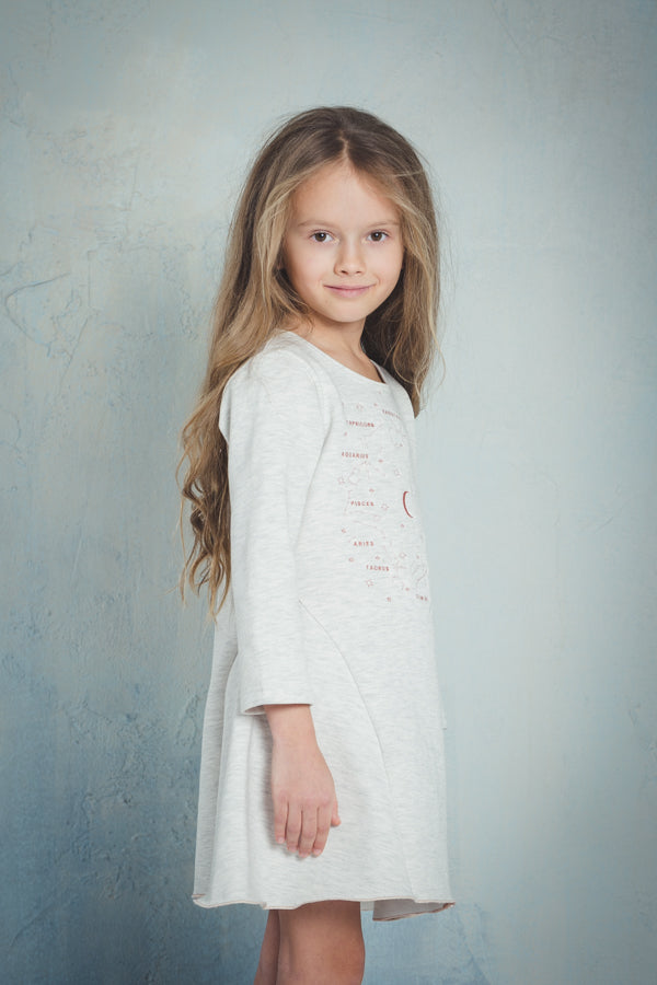 Children's nightdress Faye - glow in the dark kids' nighties
