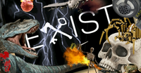 EXIST The Hilarious New Game That's Trying to Kill You!