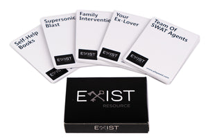 EXIST - The Hilarious Party Card Game That's Trying to Kill You!