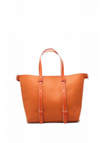 sac-cabas-couleur-orange-en-cuir