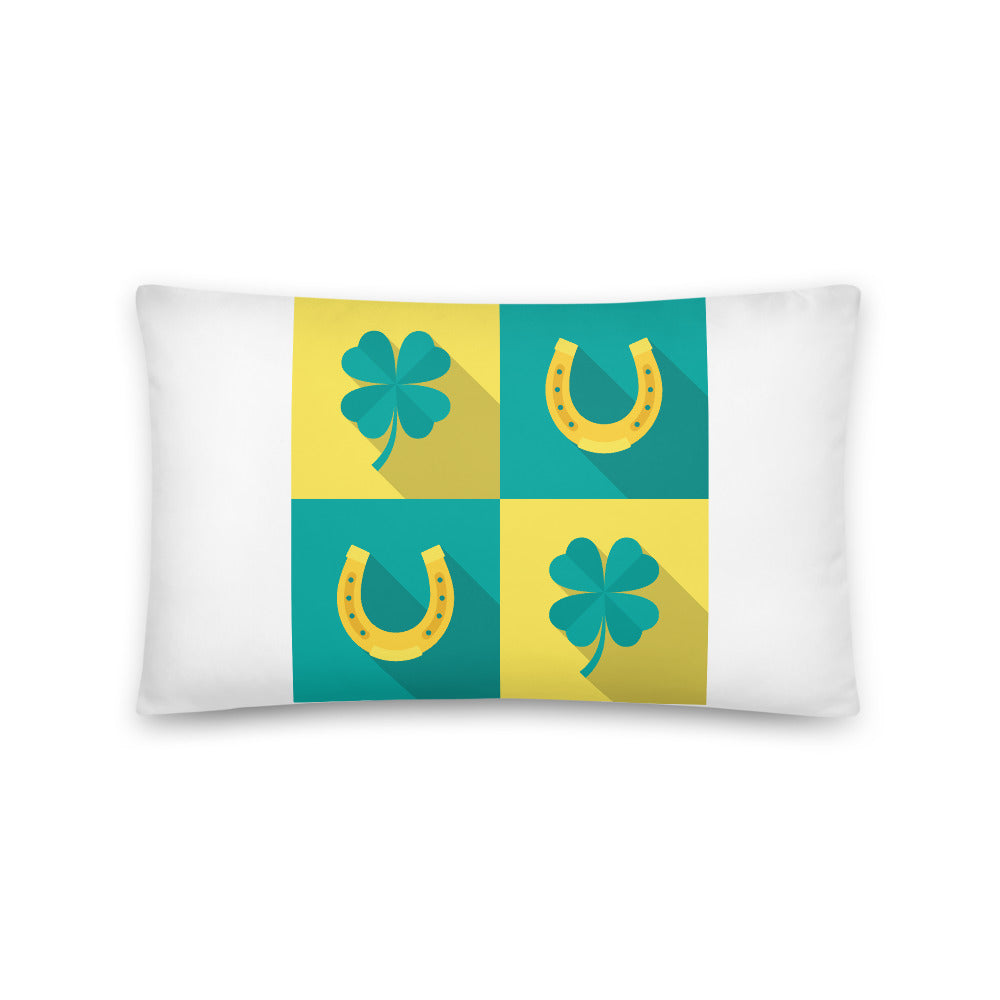 Lucky Charms Basic Pillow