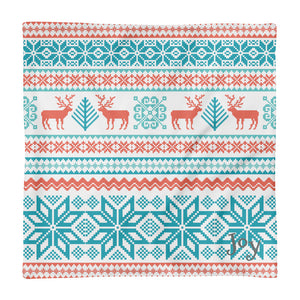 Blue Holiday Basic Pillow Case only - Joy Holiday Fashion