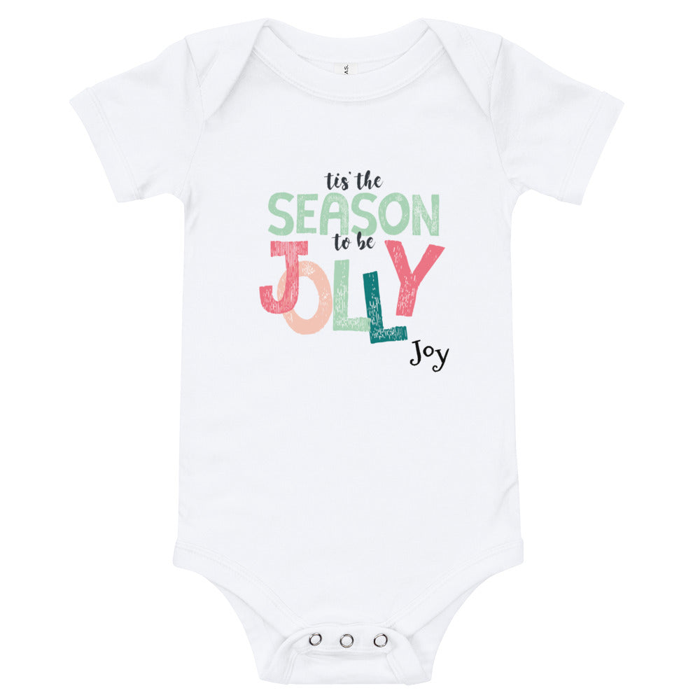 Tis The Season Infant Bodysuit