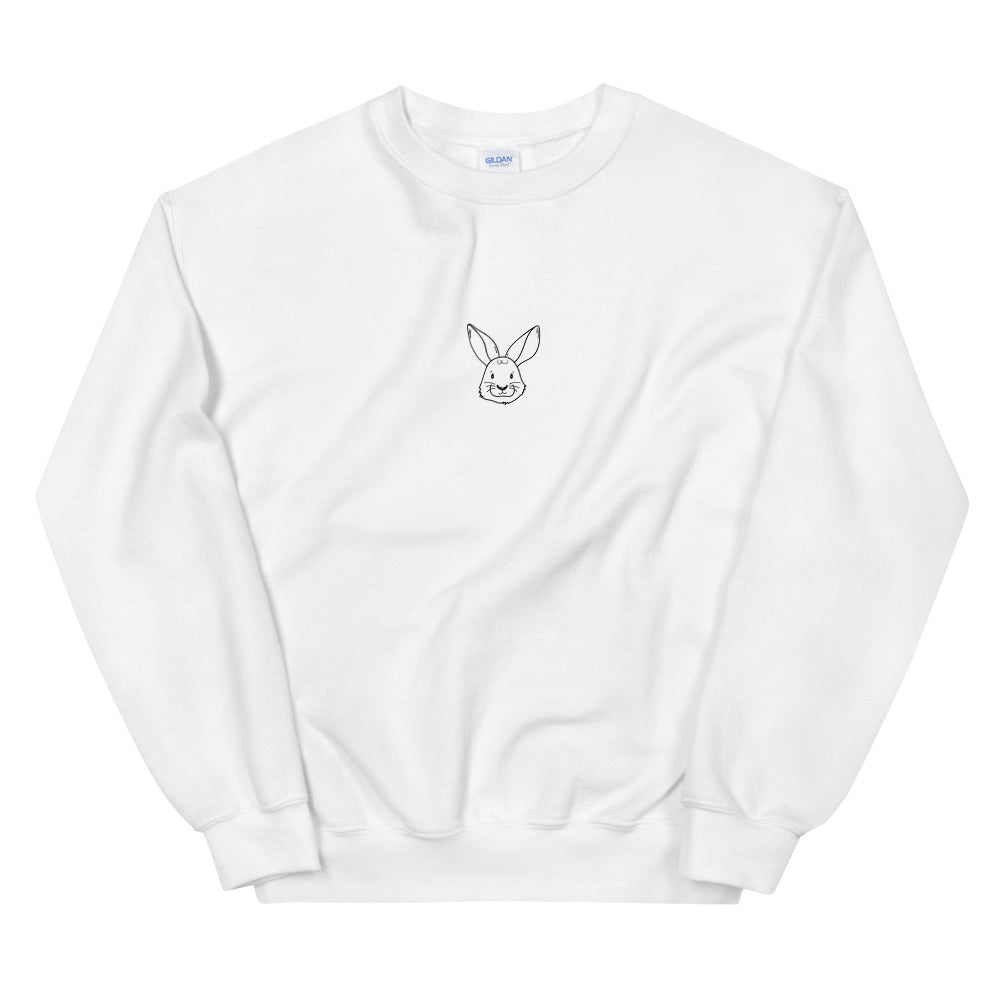 Easter Bunny Simple Unisex Sweatshirt