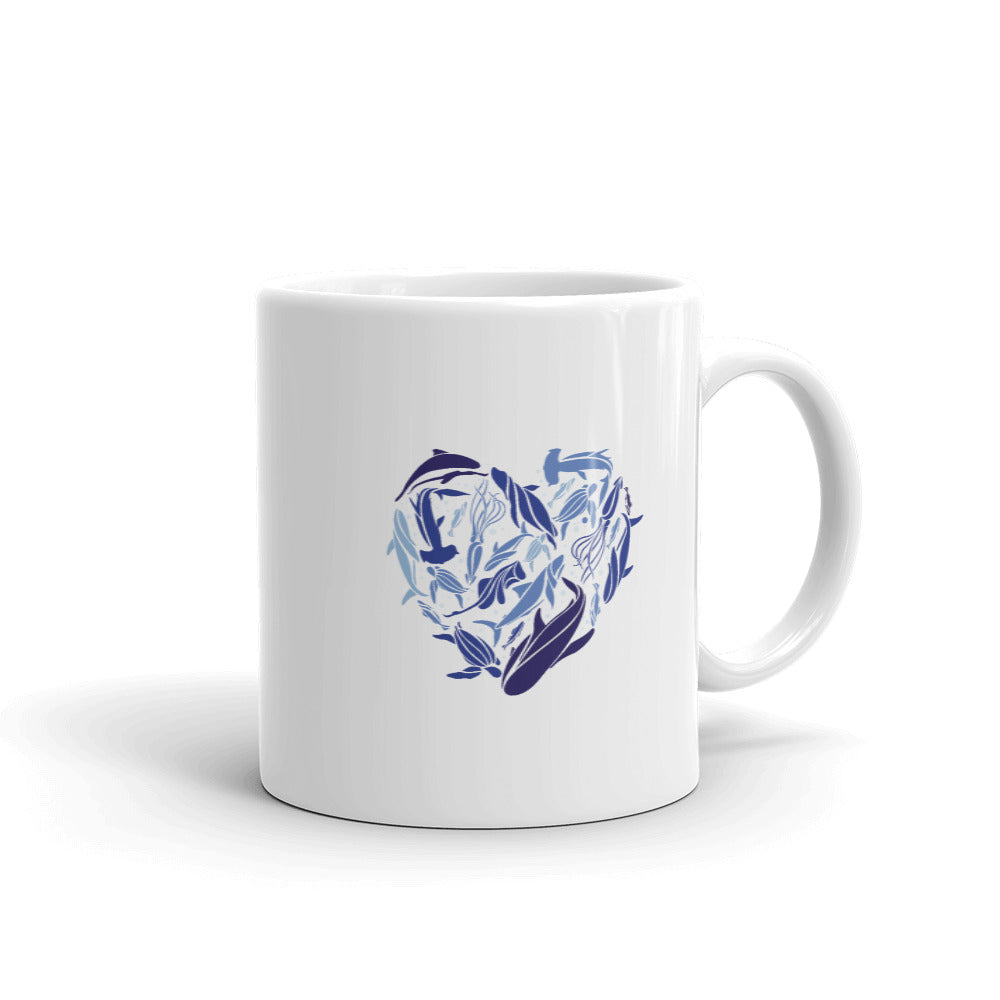 Love the Oceans Mug