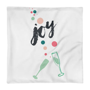 Joy Basic Pillow Case