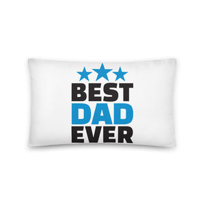 Best Dad Ever Basic Pillow