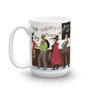 Celebrate! Mug - Joy Holiday Fashion