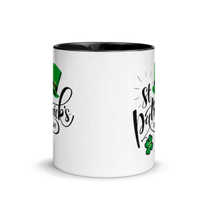 Lucky Mug with Color Inside