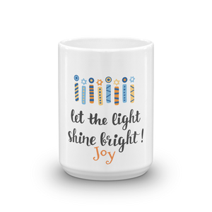 Shine Bright Mug - Joy Holiday Fashion