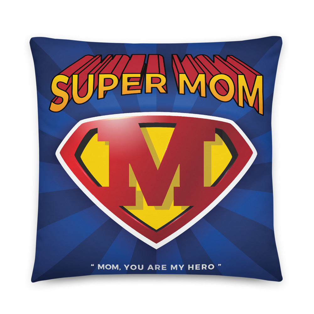 Super Mom Basic Pillow