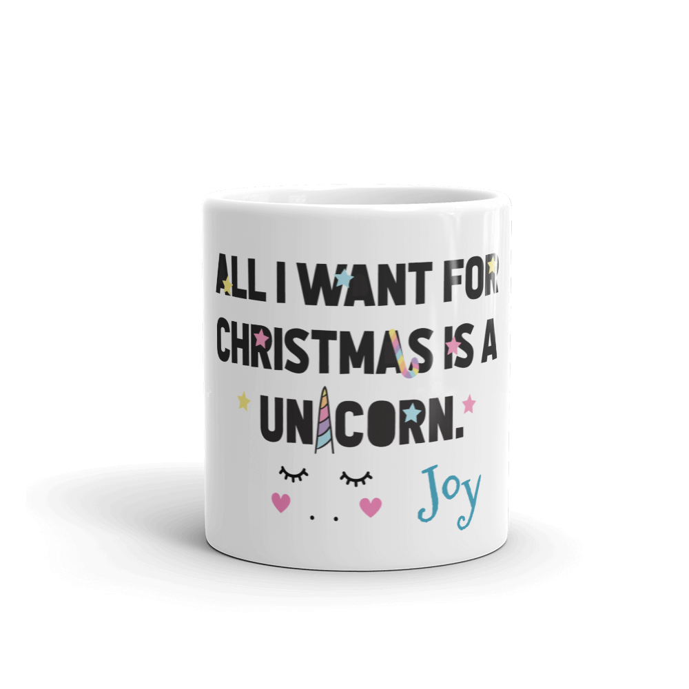 Unicorn Wishes Mug - Joy Holiday Fashion