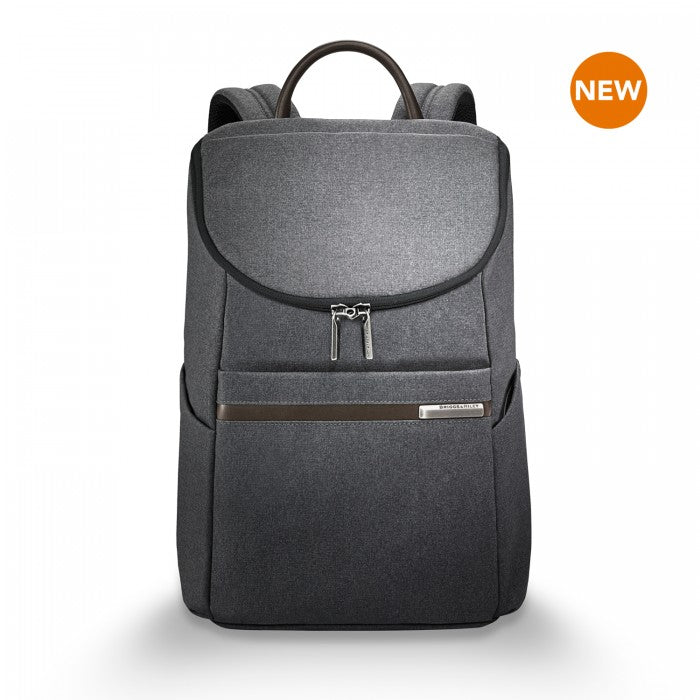 SMALL WIDE-MOUTH BACKPACK-KINZIE