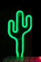 Lámparas LED Decorativas: Cactus, Love o Flamingo