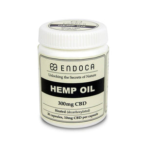 Endoca Hemp Oil Capsules