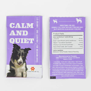 Calm and Quiet Info