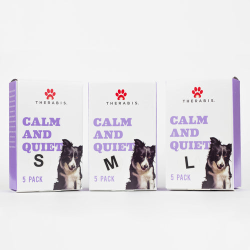 Therabis Hemp Oil for Dogs - Calm and Quiet