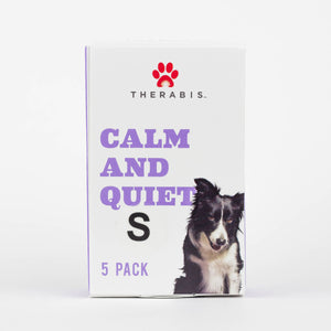 Therabis Hemp Oil for Dogs - Calm and Quiet Small Dogs