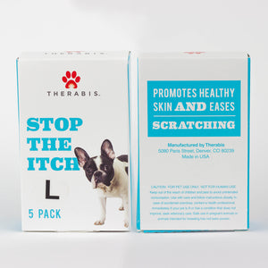 Therabis Hemp Oil for Dogs - Stop the Itch Large Dogs