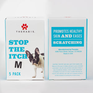 Therabis Hemp Oil for Dogs - Stop the Itch Medium Dogs