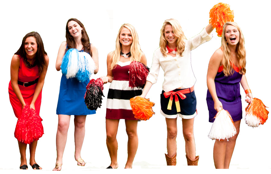 gameday dresses