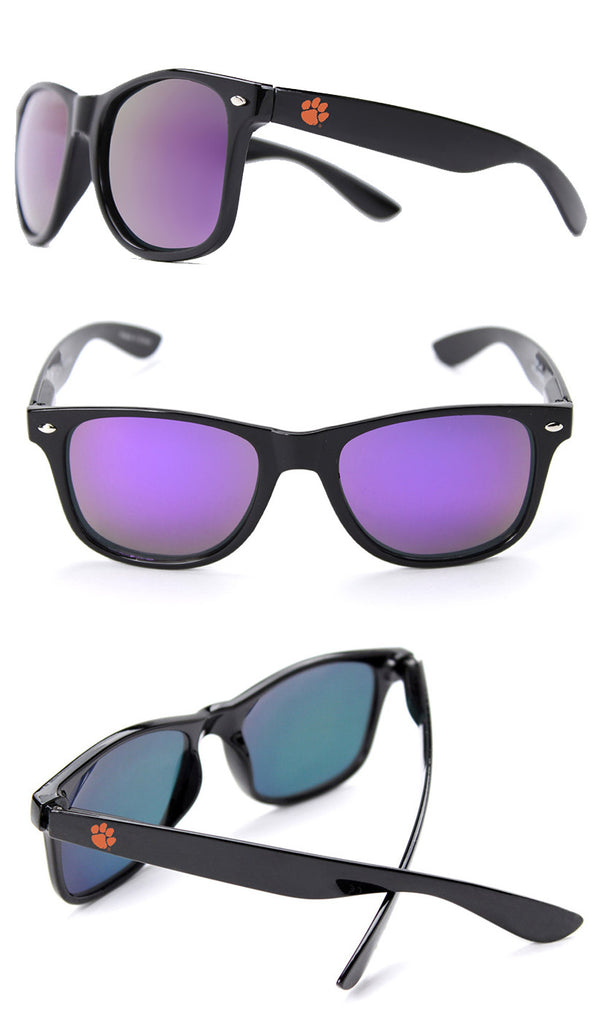 Clemson Sunglasses - Black