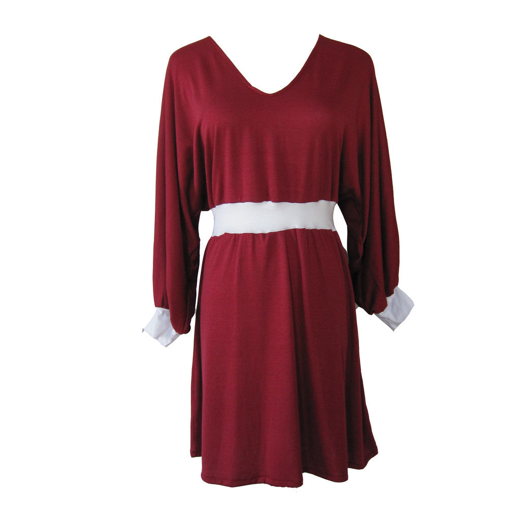 Spirited Slouch Dress