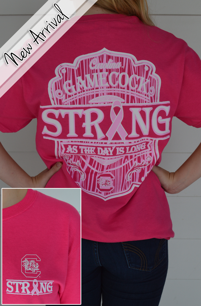 USC Breast Cancer Awareness Tshirt