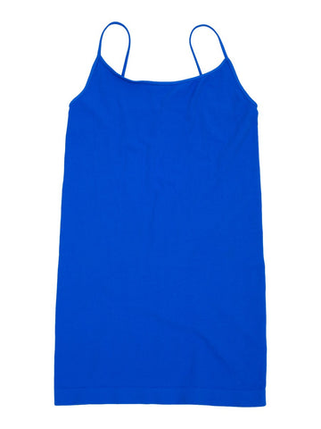 Essential Blue Tank