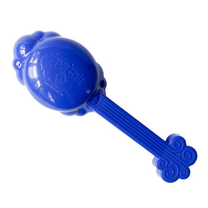 Knot Genie Supreme Handled Detangling Brush - Royalty Blue Main