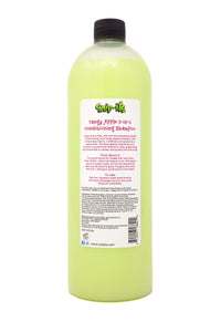 Snip-Its Tangy Apple 3-in-1 Conditioning Shampoo & Body Wash - Jumbo 1 Liter Refill