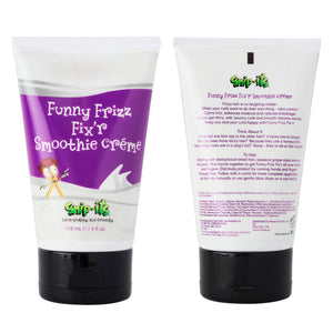 Funny Frizz Fix'r Smoothie Crème Front & Back Main