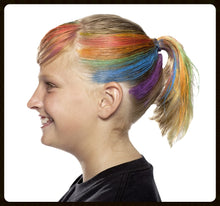 Load image into Gallery viewer, Zach's Wax Extreme Coloring Gel Rainbow Hairdo