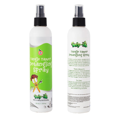 Tangle Tamer 10oz Front & Back Main